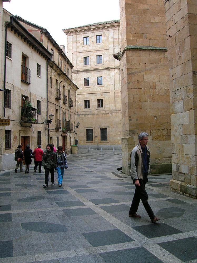 salamanca film commission localizaciones calle prado On calle prado 4 salamanca